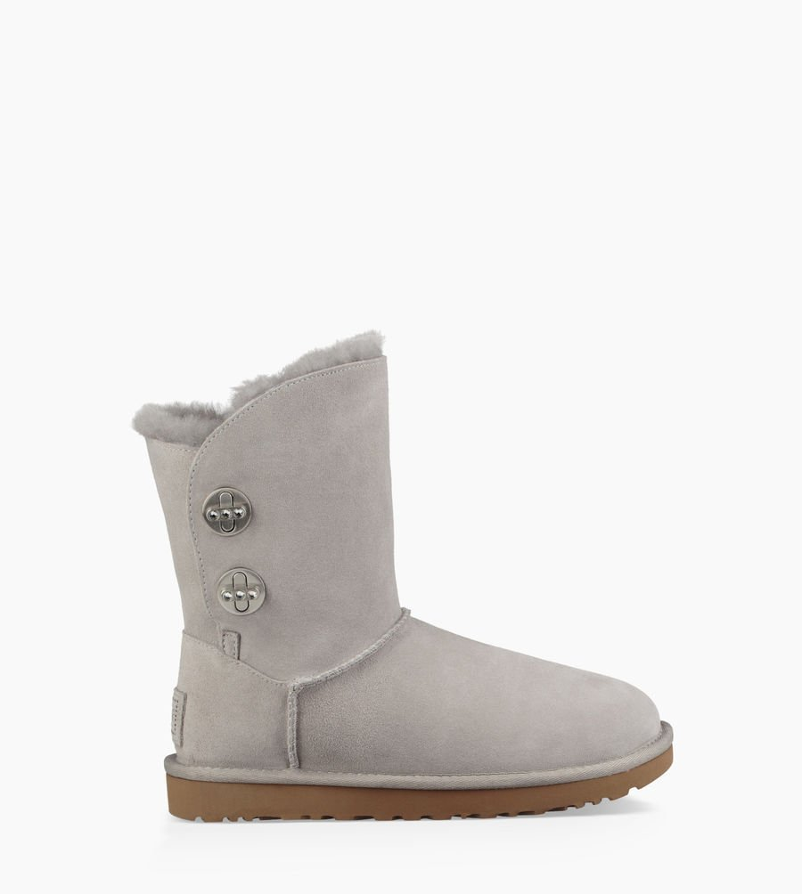 d7bff60aca1ca6 UGG Femme Boots – Short Turnlock Bling Bottes Classic -60% – SEAL